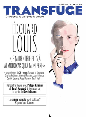 Couverture Edouard Louis
