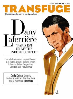 Couverture Dany Laferrière