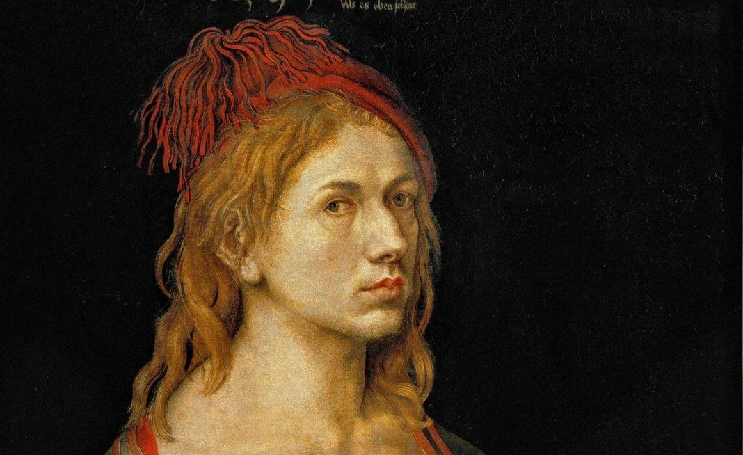 La figure de l'artiste au Musée du Louvre