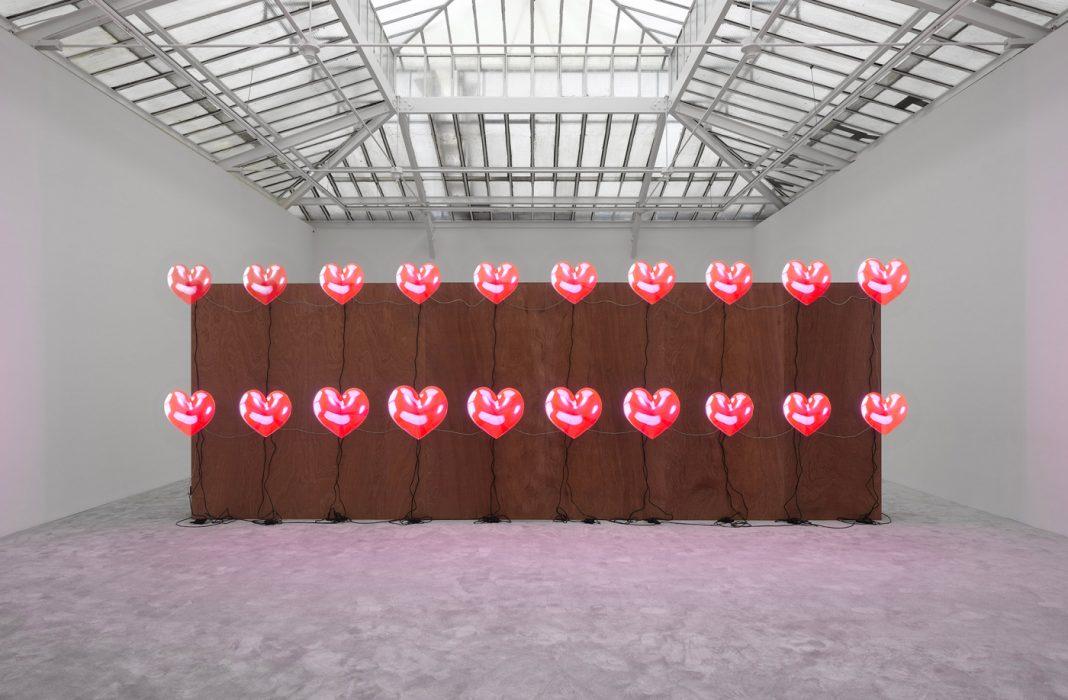 Jordan Wolfson exposition