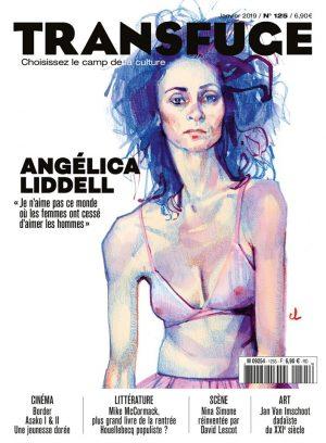 Couverture Angélica Liddell