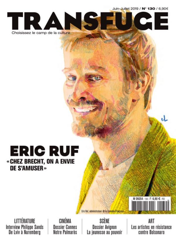 Couverture Eric Ruf