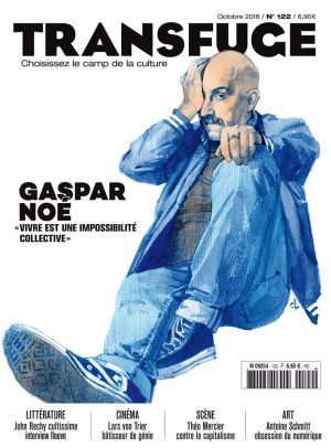 Couverture Gaspar Noé