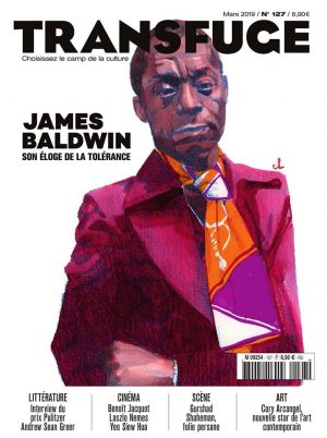 Couverture James Baldwin