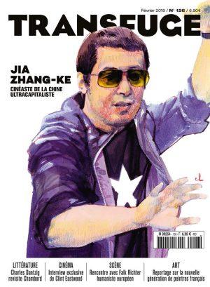 Couverture Jia Zhang-Ke