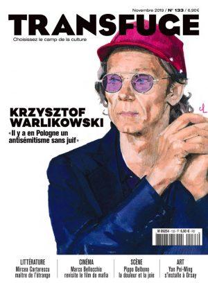 Couverture Krzysztof Warlikowski