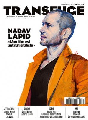 Couverture Nadav Lapid