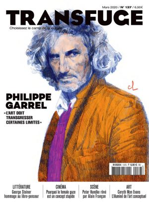 Couverture Philippe Garrel