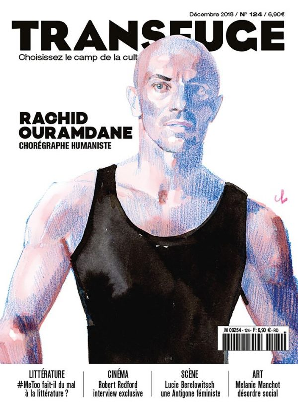Couverture Rachid Ouramdane