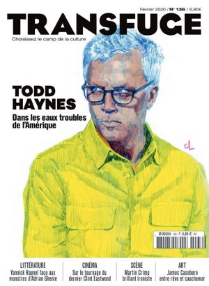 Couverture Todd Haynes