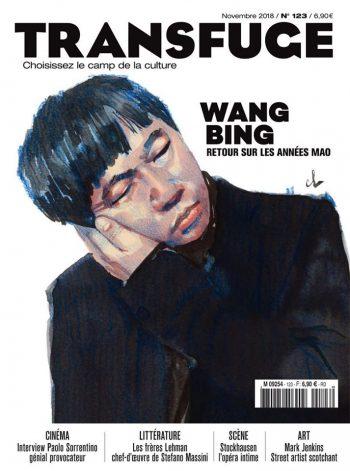 Couverture Wang Bing