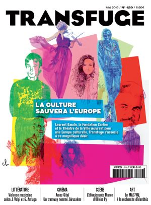 Couverture La culture sauvera l'Europe